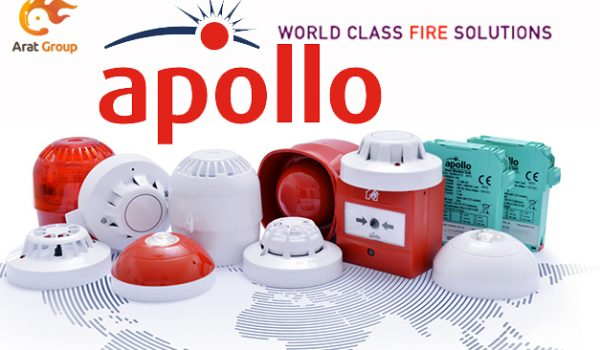 لیست قیمت سیستم اعلام حریق آپولو
