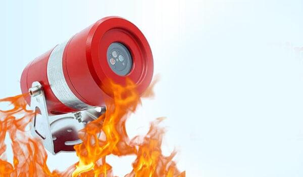 دتکتور شعله اعلام حریق