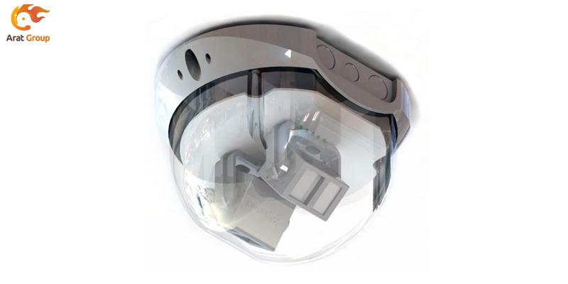 چراغ LED اعلام حریق