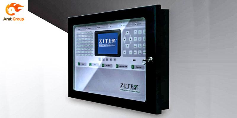 دستگاه مرکزی آدرسپذیر زیتکس