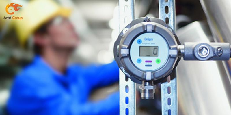 مزایای اصلی تجهیزات گاز سنجی یا دتکتورهای گازی ثابت