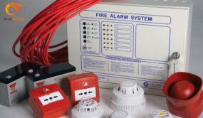 استفاده از بهترین تجهیزات و لوازم جانبی سیستم اعلان حریق ضروری است.