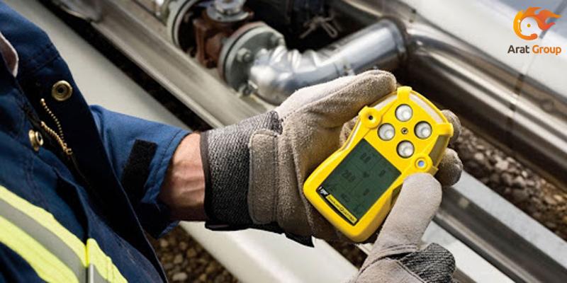ادوات و تجهیزات گازسنجی یا سیستمهای تشخیص گاز