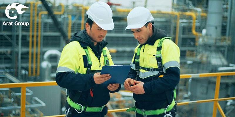 تجهیزات گاز سنجی صنعتی