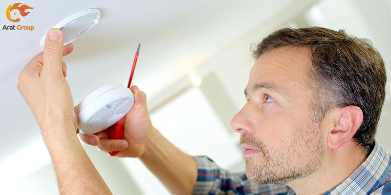 سیستم اعلام حریق متعارف (Conventional Fire Alarm System) چیست؟
