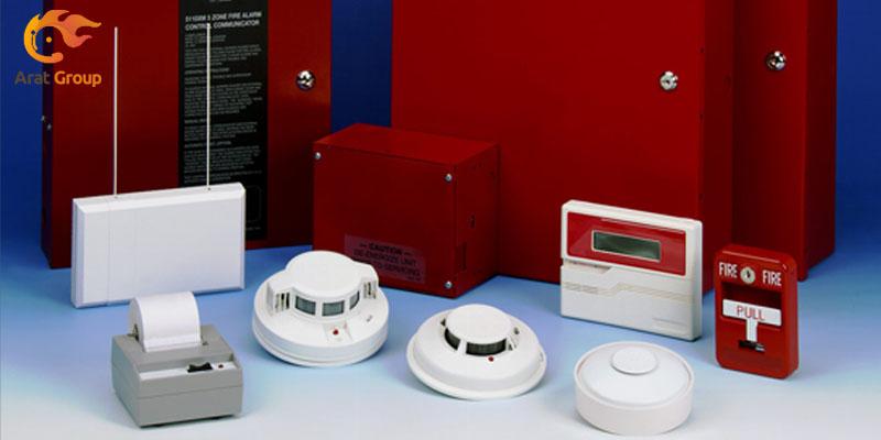 sayan fire alarm control panel