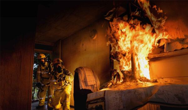 دلایل وقوع حریق در خانه