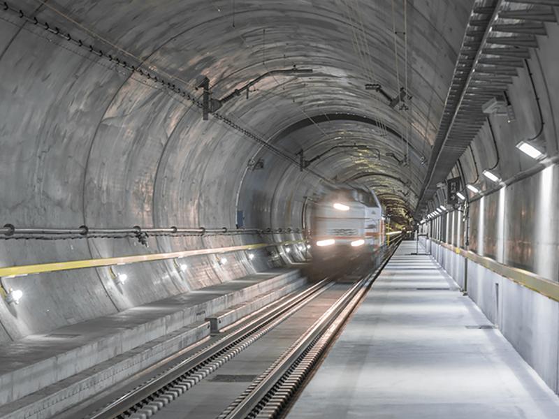 استفاده از دتکتورهای حرارتی خطی در تونلها