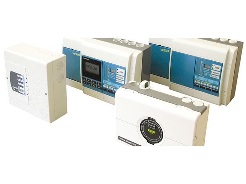 کاربرد دتکتور دودی مکشی در کانالهای هوا به عنوان سیستم نمونهگیری اولیه