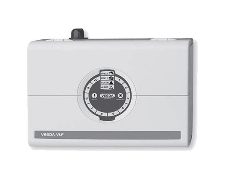 sampling smoke detector