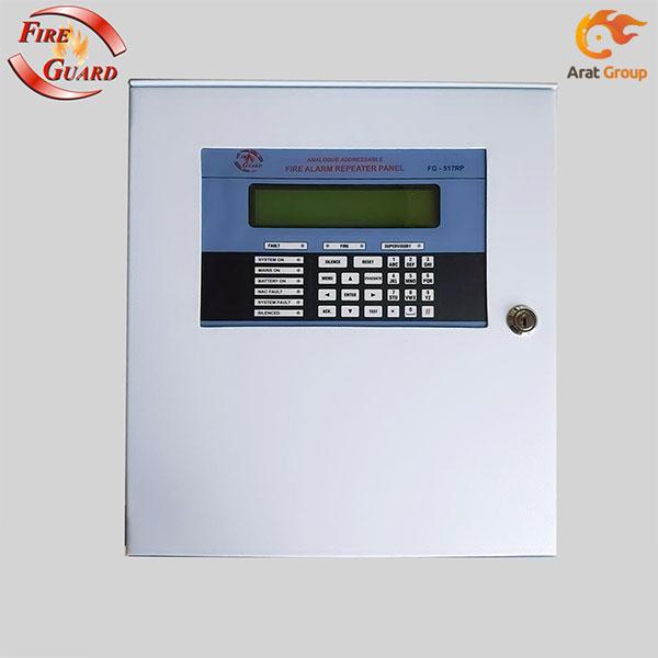 پنل آدرسپذیر فایرگارد مدل IQ500