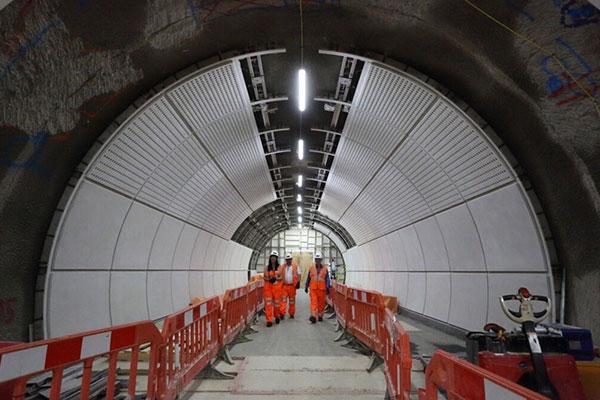 اهمیت ایمنی در تونلها