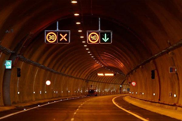 ایمن سازی تونل