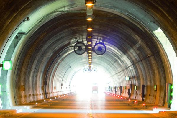 راهکار برای مصرف کمتر انرژی در تونل