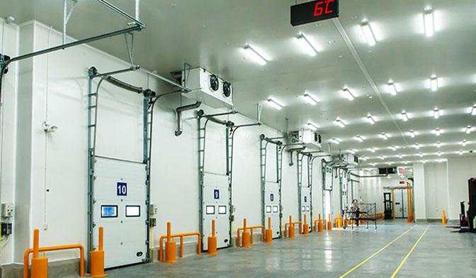 کاربرد کابل LHD در سردخانه ها