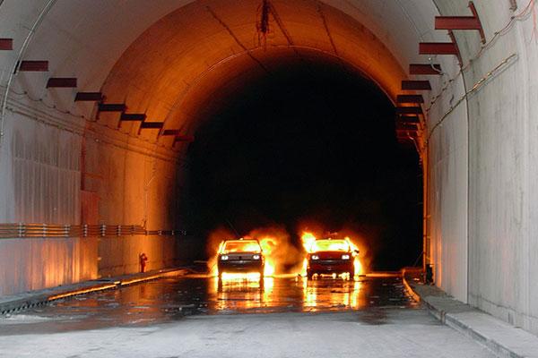کاربرد کابل LHD در تونلها و ایمن سازی آنها در برابر آتش سوزی