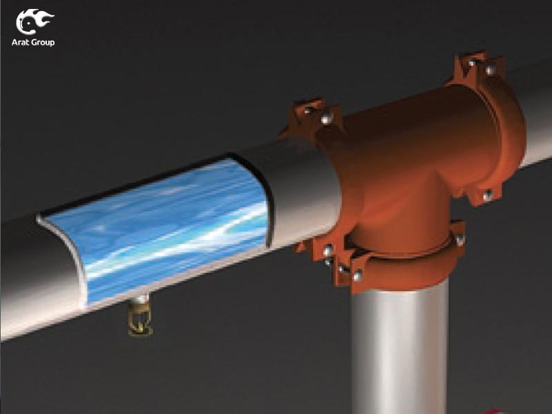 سیستم لوله تر (Wet Pipe System)
